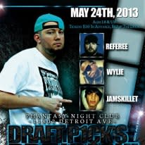 DRAFT P1CK'S B-DAY BASH w/ JAMSKILLET / WYLIE & MORE.