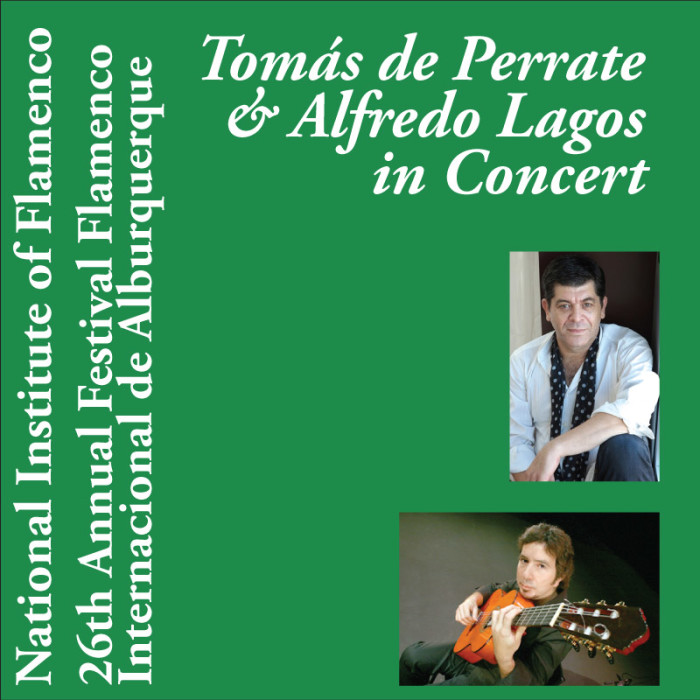 Tomas de Perrate and Alfredo Lagos