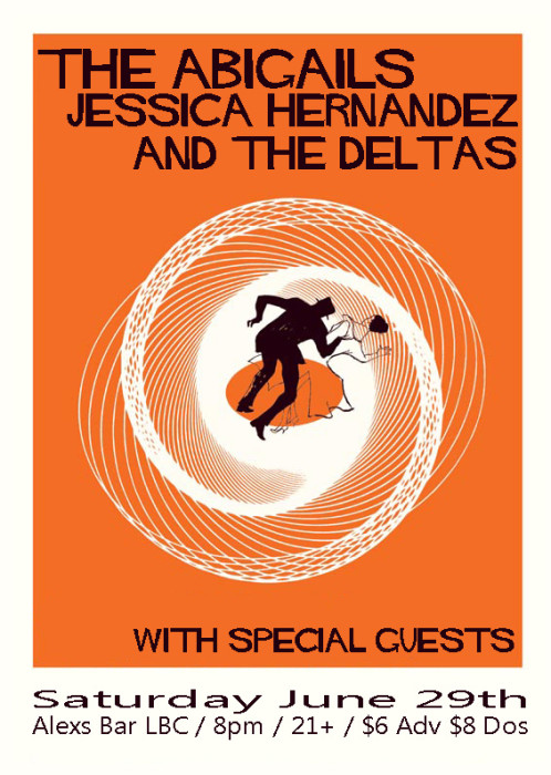 THE ABIGAILS, JESSICA HERNANDEZ & THE DELTAS, AND SPECIAL GUESTS