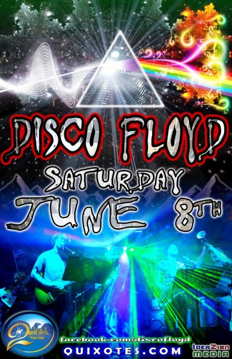 Disco Floyd / Pete Kartsounes Band