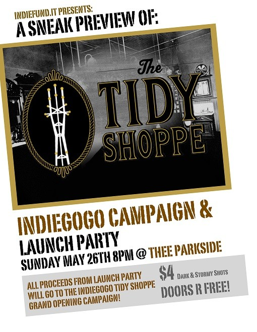 A Sneak Preview of: The Tidy Shoppe