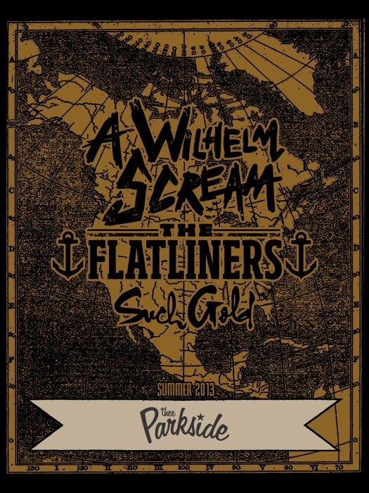 A Wilhelm Scream, The Flatliners, Such Gold