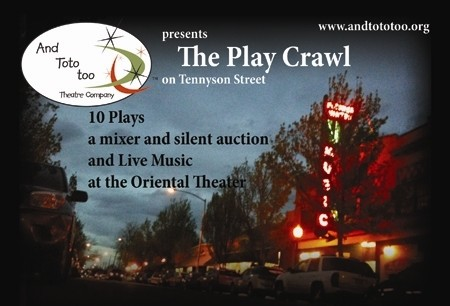 The 3rd annual Play Crawl