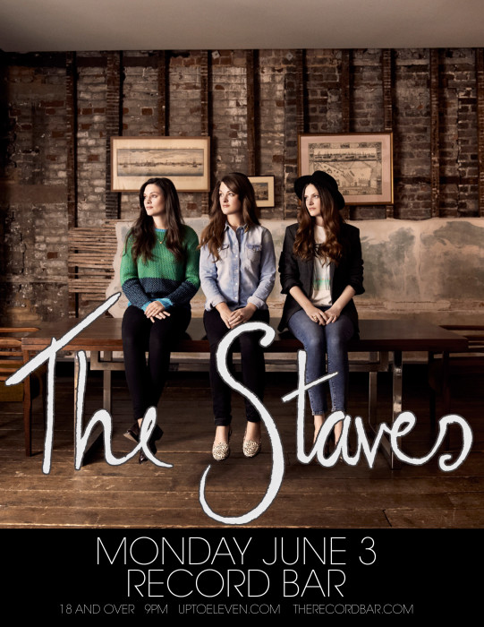 The Staves * Mike Musikanto