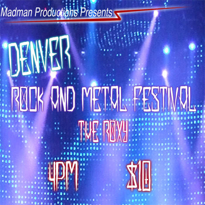 The Denver Rock and Metal Fest