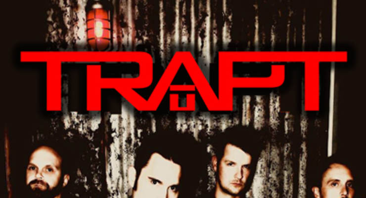 Trapt * First Decree * Throw The Temple