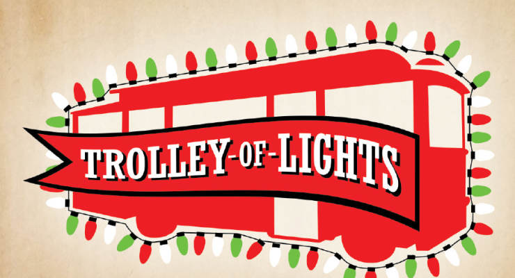 Trolley of Lights