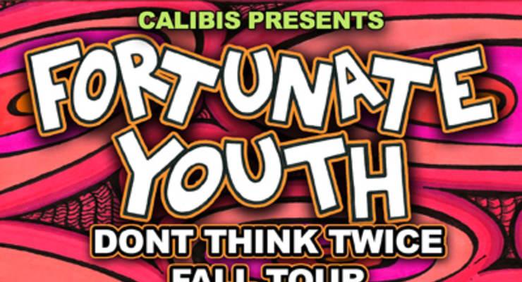 Fortunate Youth * Stranger * Mondo Vibrations * Sensamotion