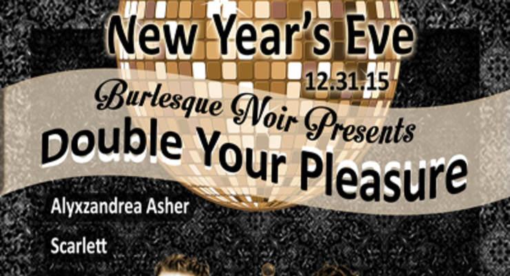 DOUBLE YOUR PLEASURE featuring Paris and Trojan Original * Alyxzandrea Asher * Scarlett * Mayo Lua De Frenchie