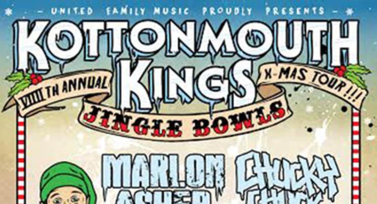 Kottonmouth Kings * Marlon Asher * Chucky Chuck * C4