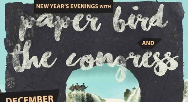 Paper Bird <br /> &amp; The Congress