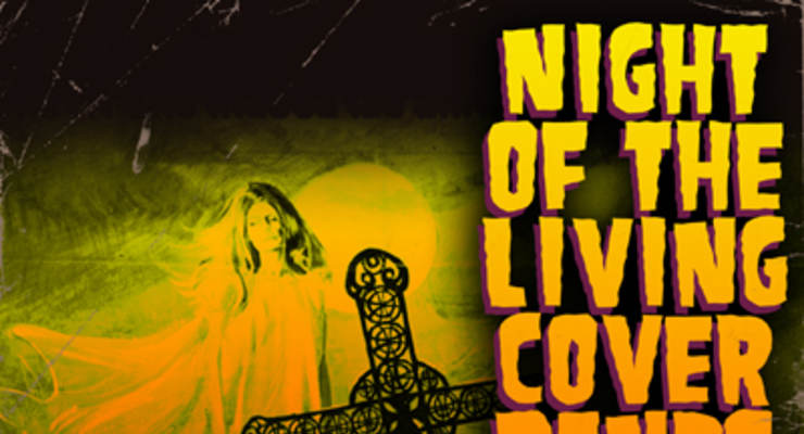 Night Of The Living Cover Bands!! The Dirty Shades as Radiohead