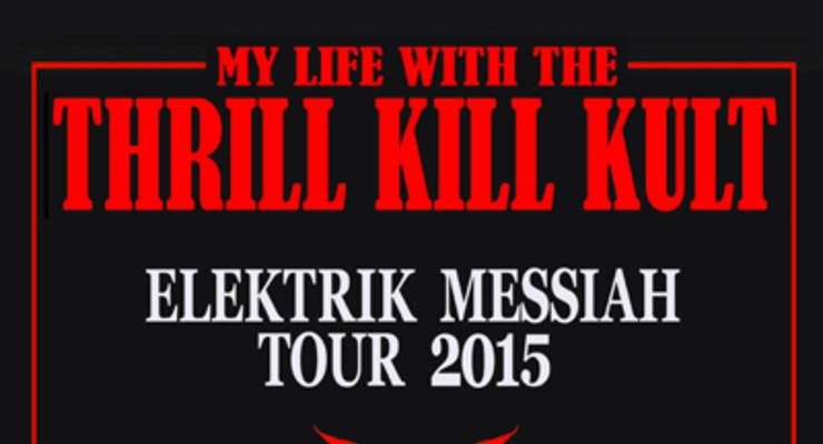 My Life With The Thrill Kill Kult * Andrako * dj K.Oss