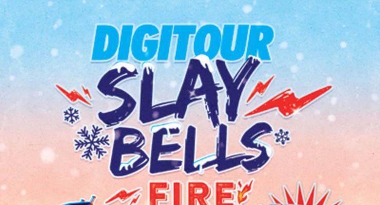 DigiTour SlayBells Fire: Sam Pottorff * Grant Landis * Diegosaurs * Andrew Fontenot * Maddie Welborn * Alex Lee