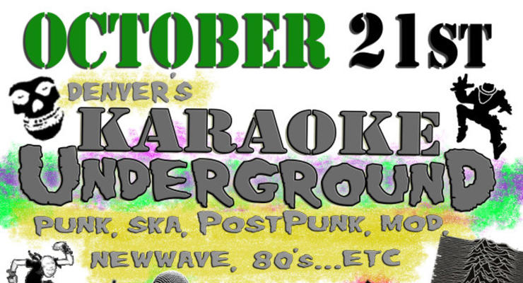 Underground Karaoke