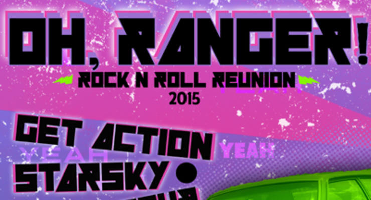 Oh Ranger! Reunion show * Get Action * Starsky * Award Tour