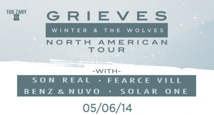 GRIEVES * Son Real * Fearce Vill