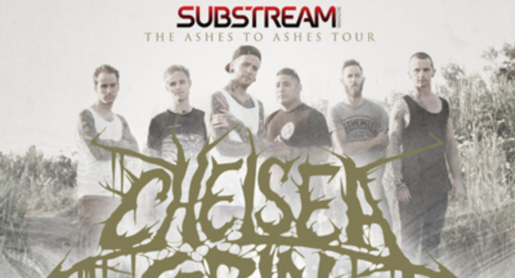 Chelsea Grin * Carnifex * Sworn In * The Family Ruin