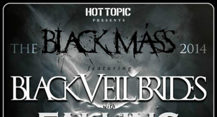 Black Veil Brides * Falling In Reverse * Set It Off * Drama Club