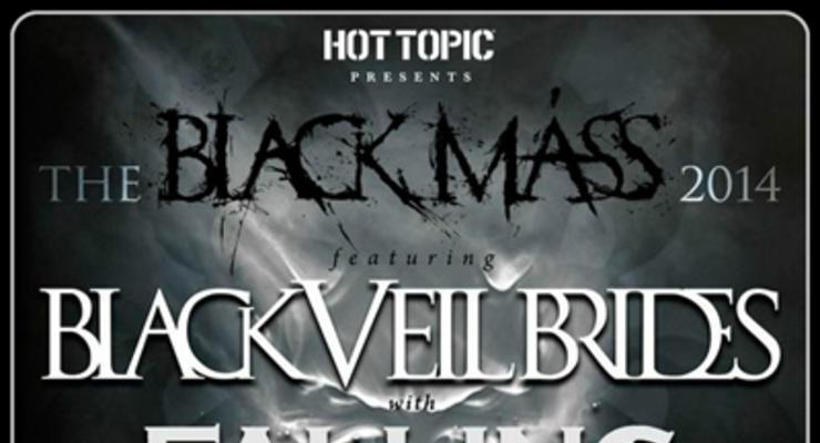 Black Veil Brides * Falling In Reverse * Set It Off * Drama Club
