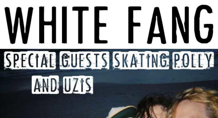 White Fang * Skating Polly * All Blood