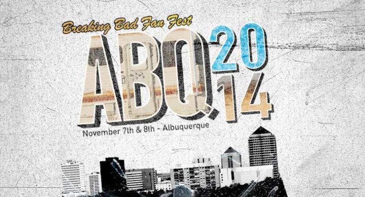 Breaking Bad Fan Fest 2014