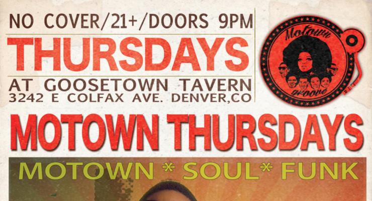 Motown Thursday - Motown - Soul - Funk