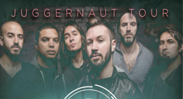 Periphery * Nothing More * Wovenwar * Thank You Scientist