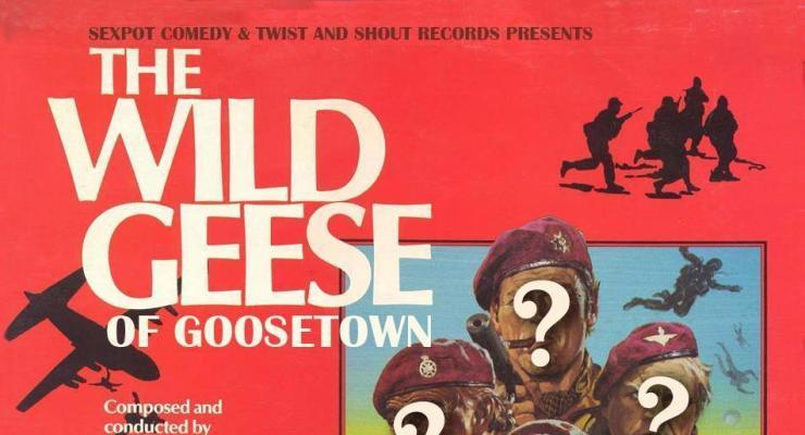 Geese of Goosetown