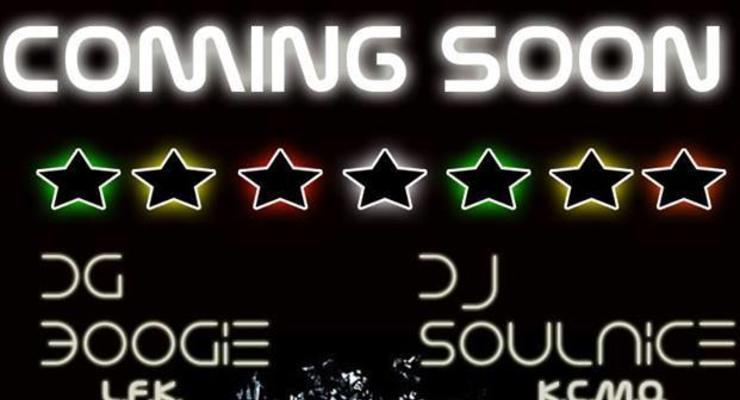 DJ  Soulnice (KC) and D.G. BOOGIE (LFK)