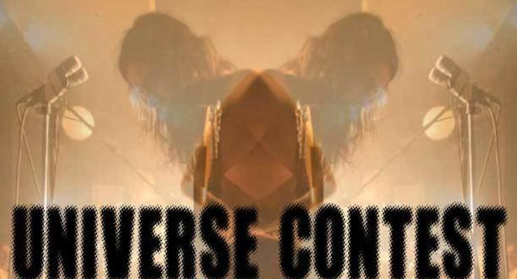 Universe Contest * White Girl