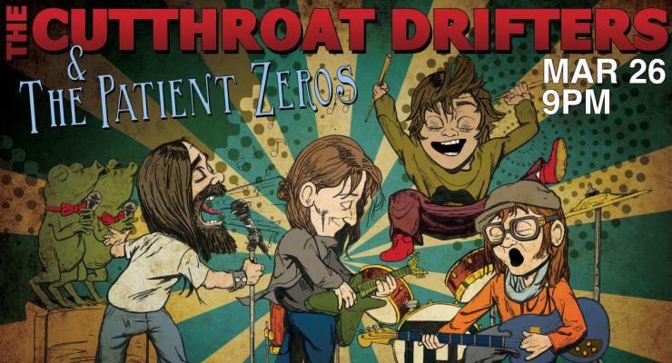 The Cutthroat Drifters