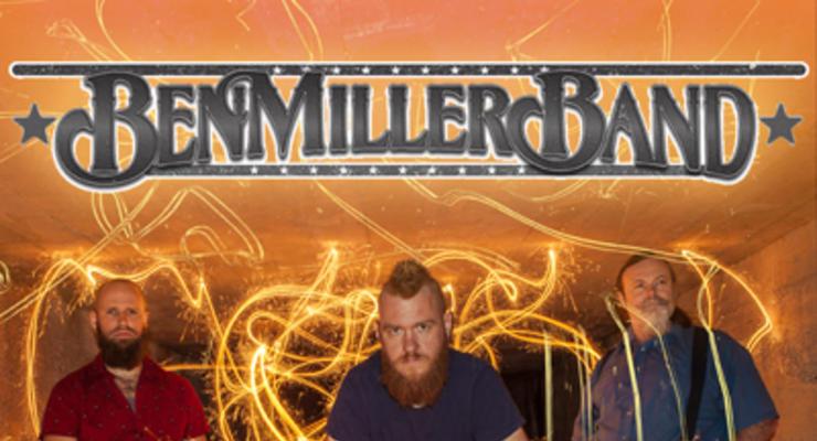 Ben Miller Band * Crow Moses