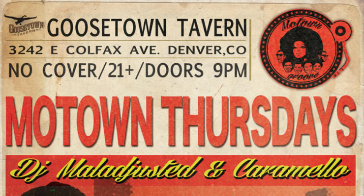 Motown Thursday on a Wednesday