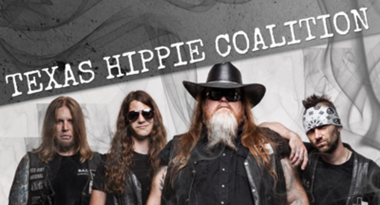 Texas Hippie Coalition * Red Sky Mary * 3Eighty3 * BlindDryve