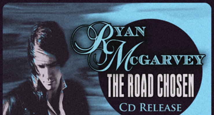 Ryan McGarvey CD Release Party!