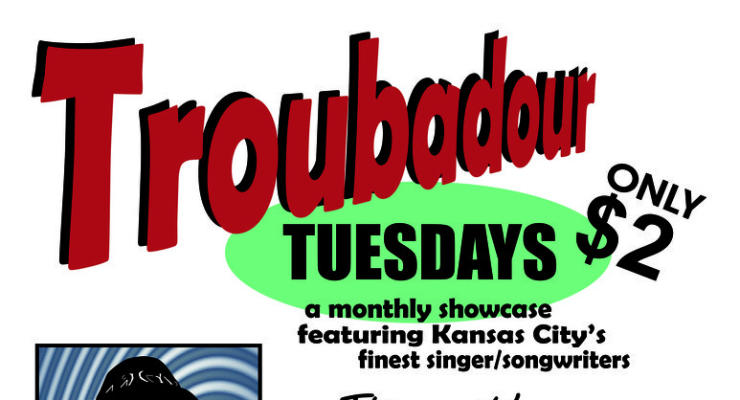 Troubadour Tuesdays Hosted By Hazy Graves