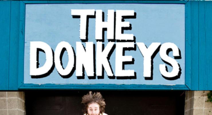 The Donkeys * Sun Dog