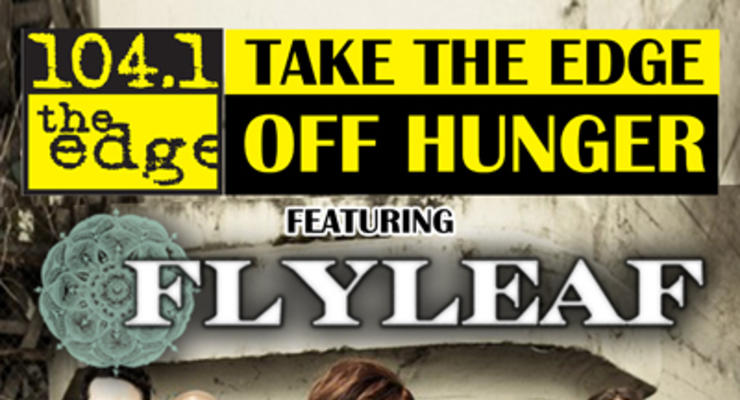 Take The Edge Off Hunger featuring Flyleaf