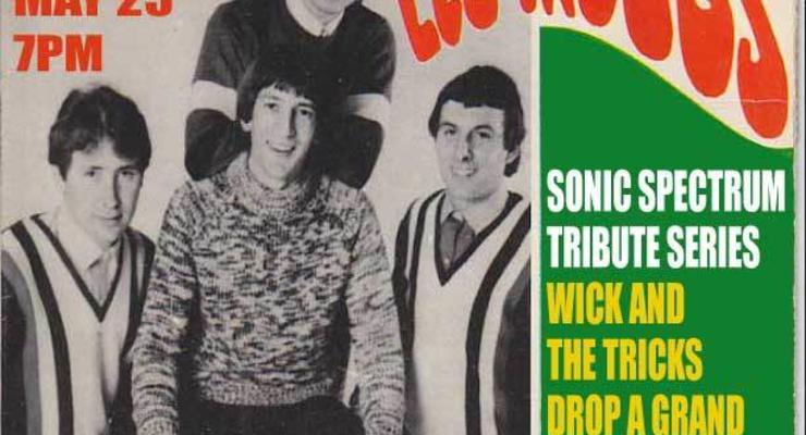 Tribute Series: The Troggs