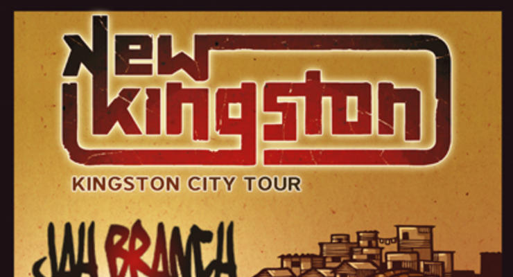 New Kingston * Jah Branch
