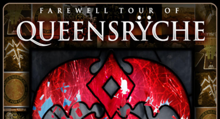 Queensryche starring Geoff Tate * The Voodoos