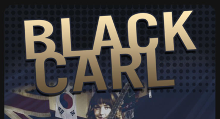 Black Carl * Cali Shaw Band