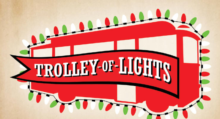 Trolley of Lights