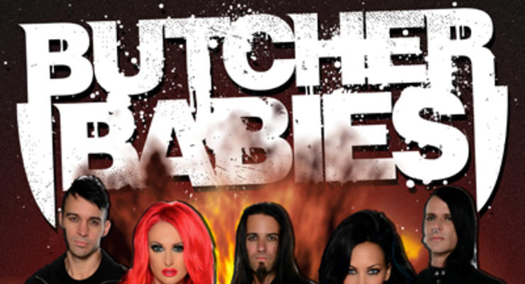 Butcher Babies * Anesthesia * Feud Of Temptation * Sorry Guero!