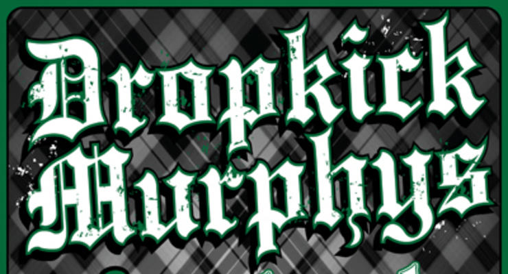 Dropkick Murphys * Blood Or Whiskey * Bryan McPherson