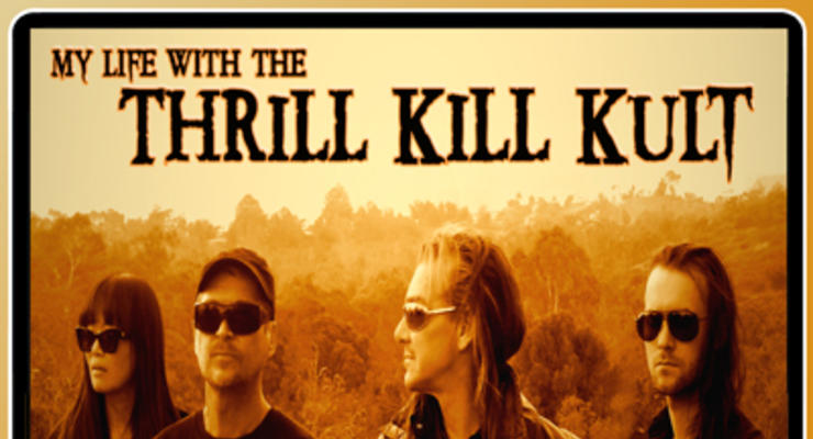 My Life With The Thrill Kill Kult * DJ Toxic Rainbow