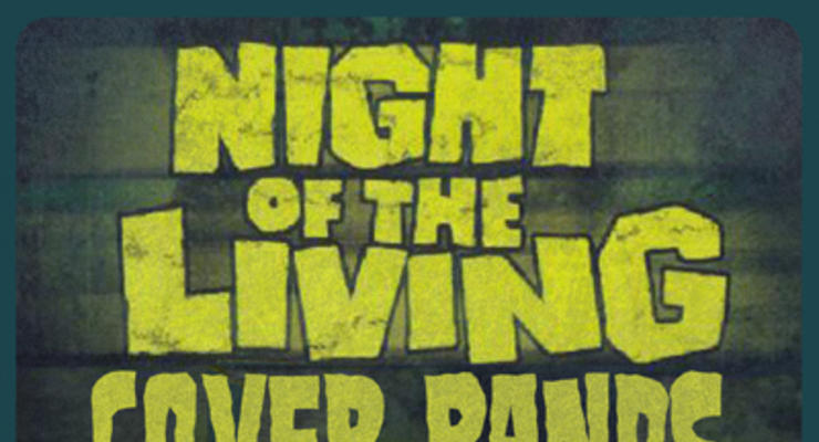 Night of the Living Cover Bands! The Coma Recovery as Depeche Mode * Cowboys and Indian as Motley Crue * distances as Garbage * Double Plow as Queen * The Howlin