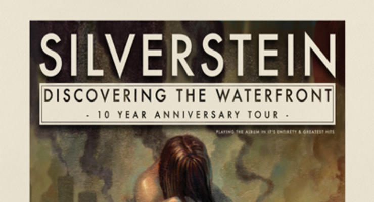 Silverstein * Hands Like Houses * Major League * My Iron Lung