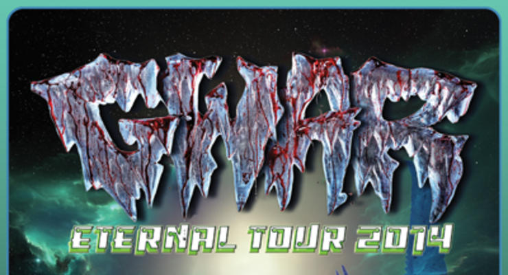 Gwar * Decapitated * American Sharks